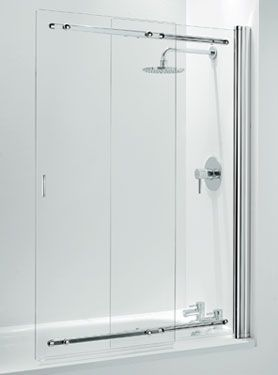 Coram Frameless Sliding Bath Screen Coram Available At