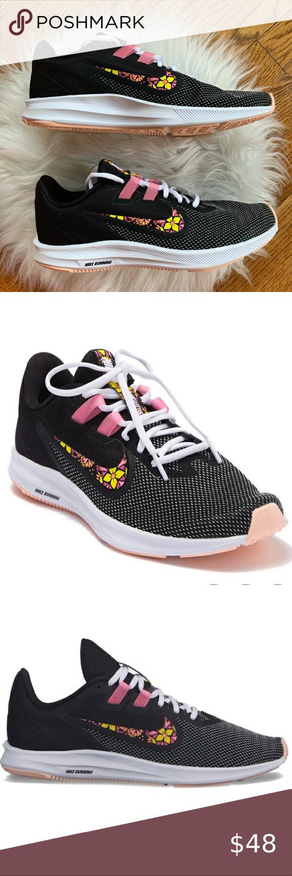 NWOT Nike Downshifter 9 woman running