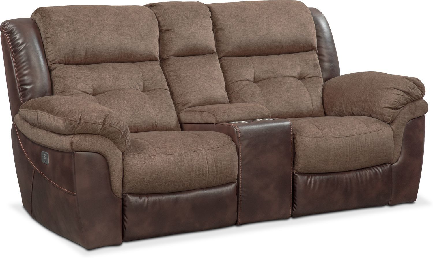 Astounding Tacoma Dual Power Reclining Loveseat With Console In 2019 Forskolin Free Trial Chair Design Images Forskolin Free Trialorg