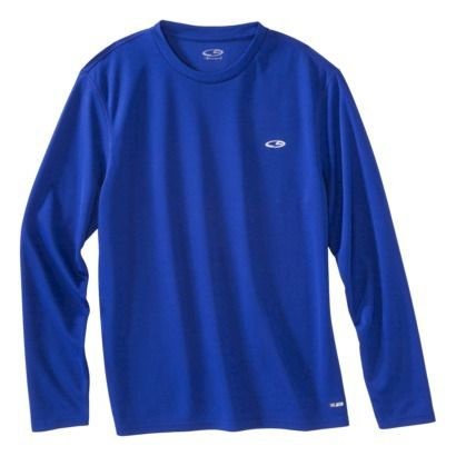 C9 by Champion® Men's Advanced Duo Dry® Training Long Sleeve Top - Assorted Colors