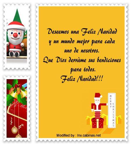 Frases para enviar en navidad empresariales a clientes - Mensajes navidenos para empresas ...