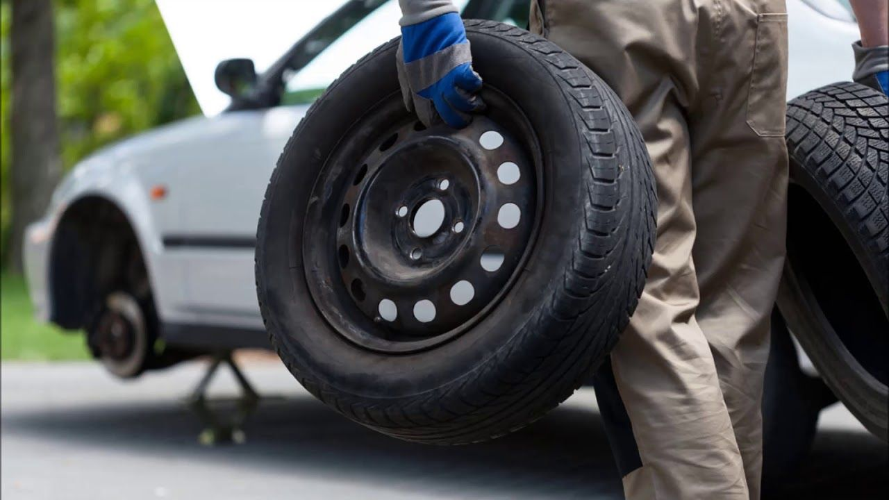 Mobile Tire Change Repair Flat Services Near Las Vegas