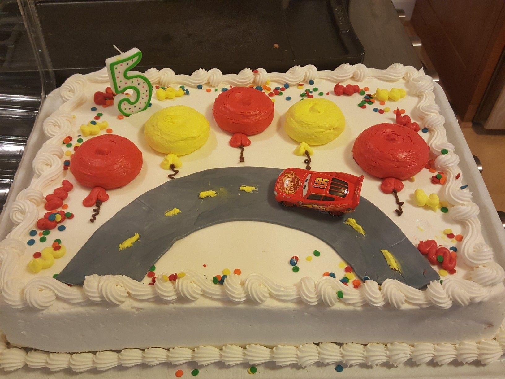Costco cake hack. Lightning McQueen | cakes | Pinterest | Costco ...