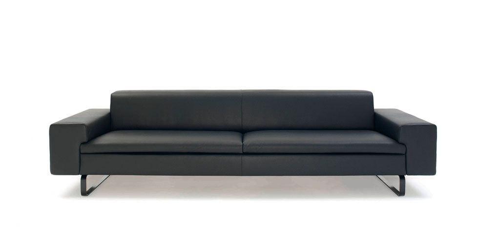 Find This Pin And More On Sofas. Transitional Style Modern Italian ...
