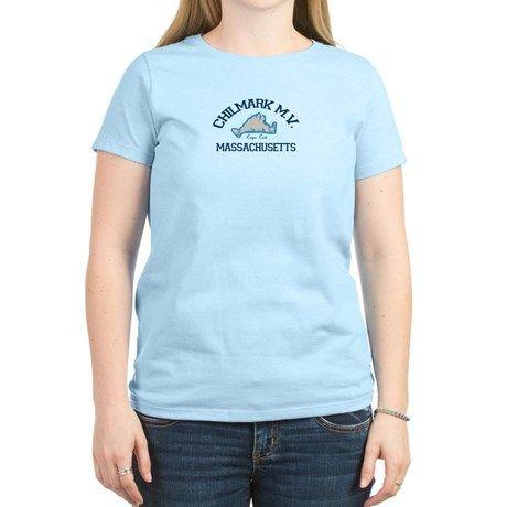 Chilmark - Cape Cod. T-Shirt on CafePress.com