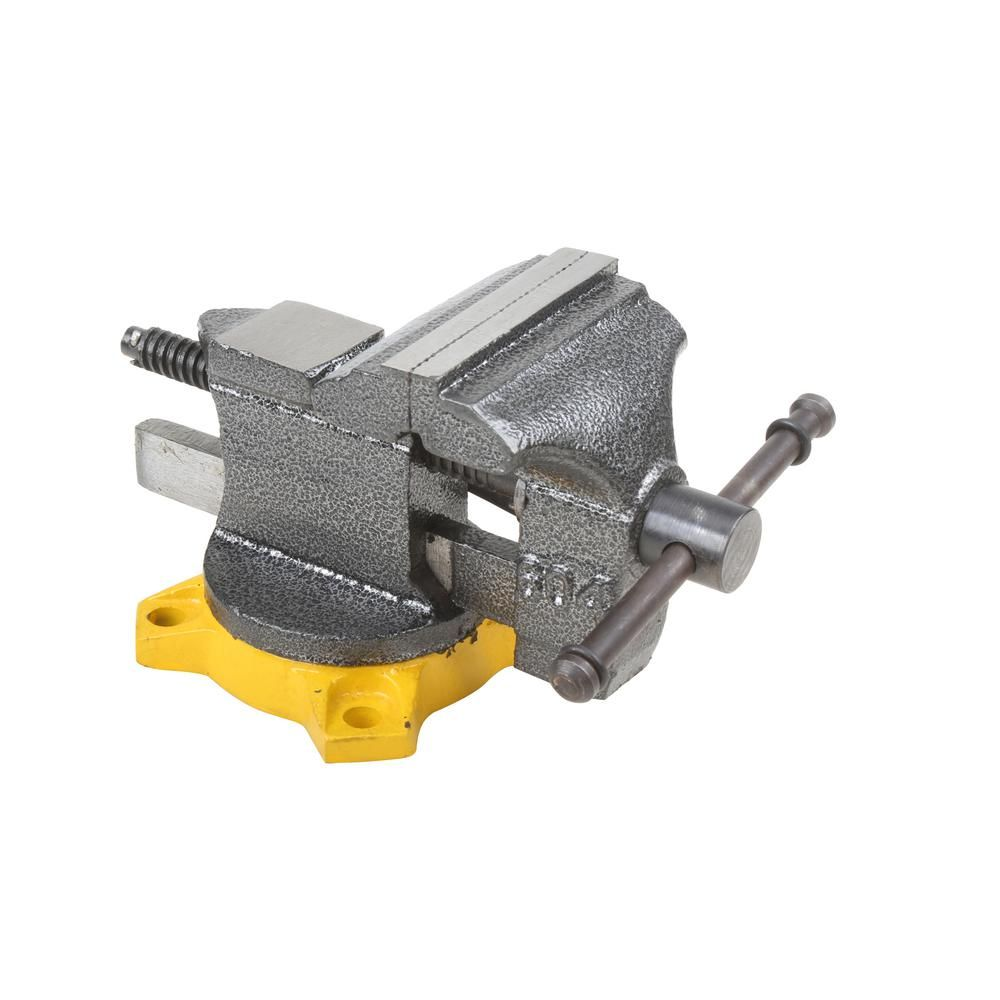 Olympia 4 In Bench Vise 38 604 With Images Bench Vise