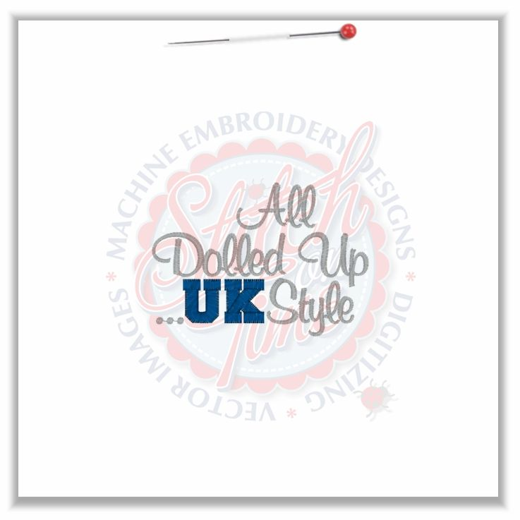 UK embroidery design