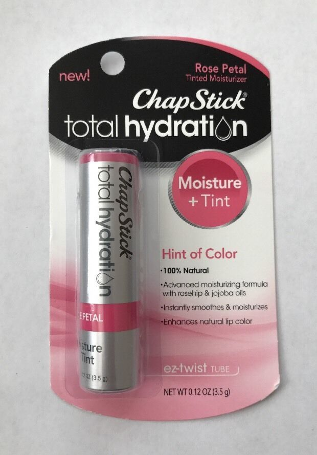 Amazon.com: ChapStick Total Hydration (Pink Nude Tint, 1