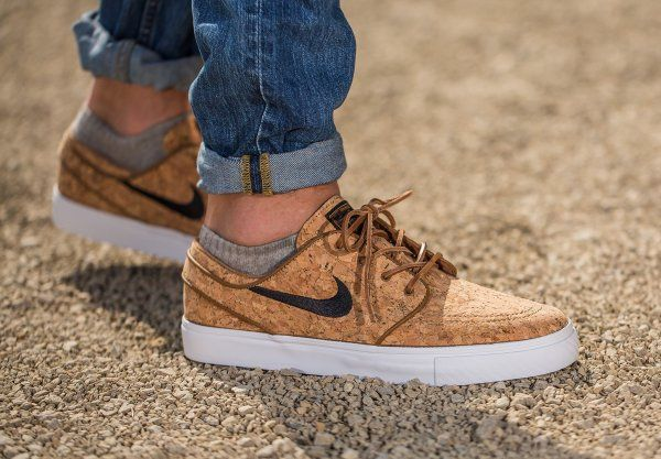 Nike SB Stefan Janoski Elite Cork | Zapatillas, Alonso