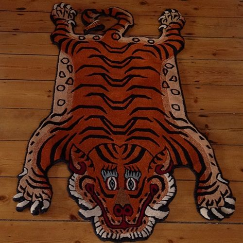 I Strongly Covet A Tibetan Tiger Rug