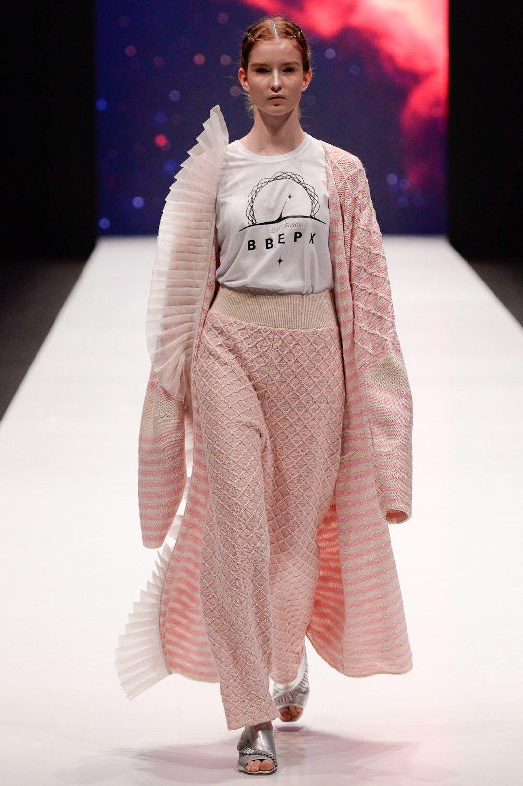 KseniaSeraya Russia Spring Fashion Show