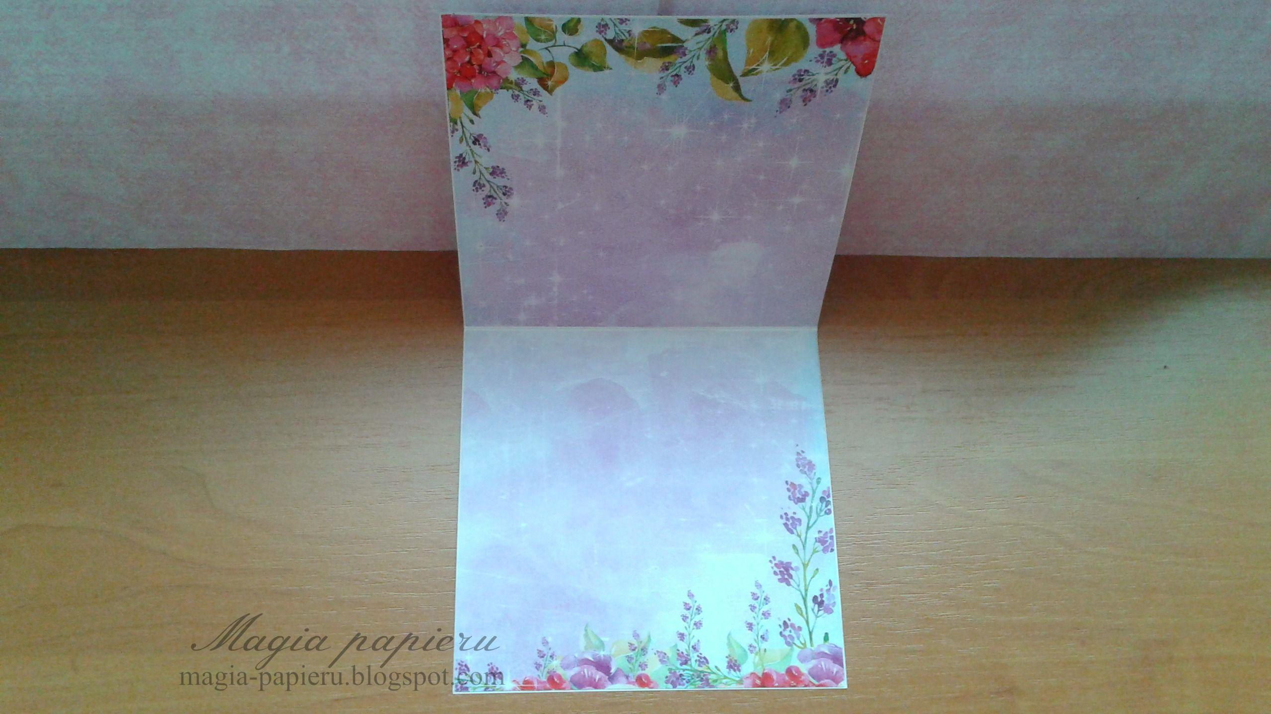 Pin By Magia Papieru On Kartki Urodzinowe Scrapbooking Kartki