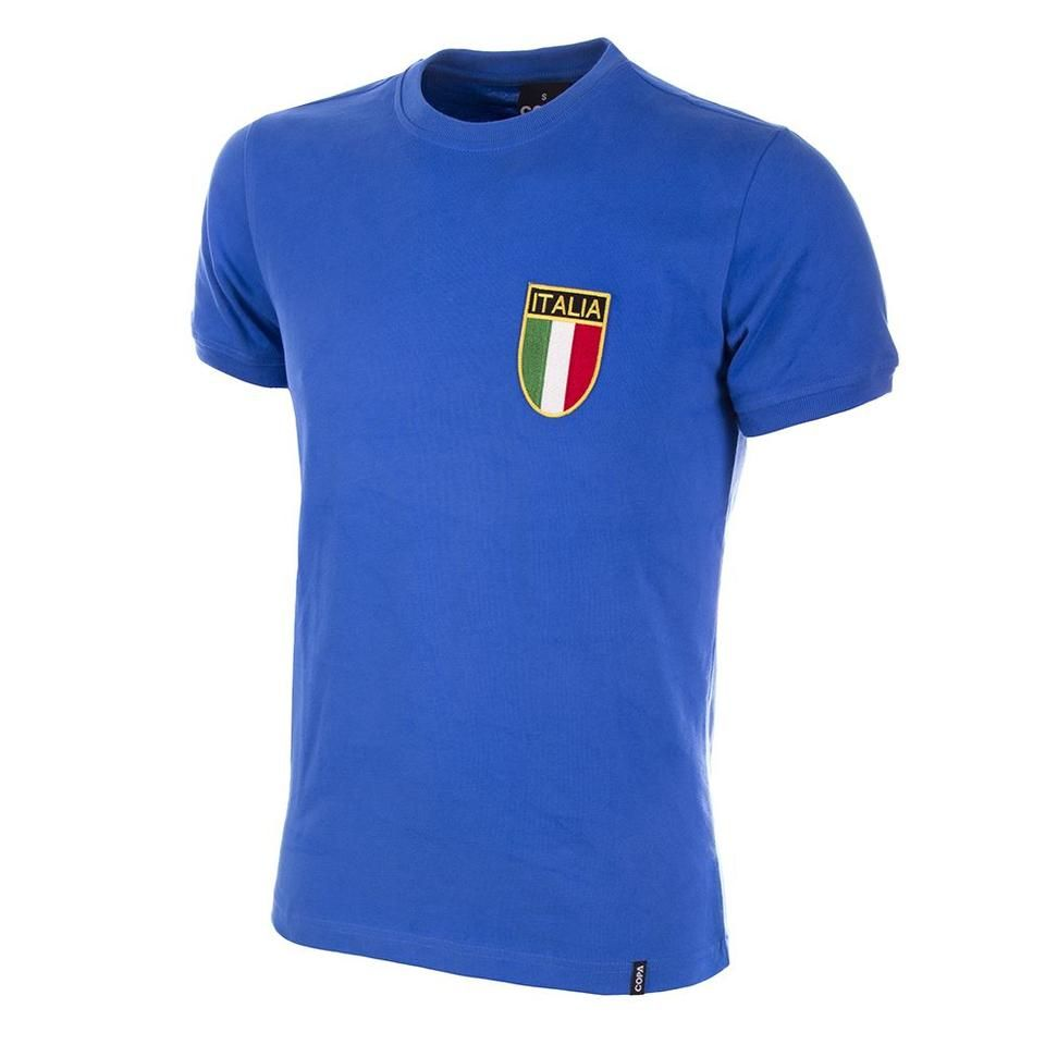 COPA Football Italy 1970 Retro Jacket