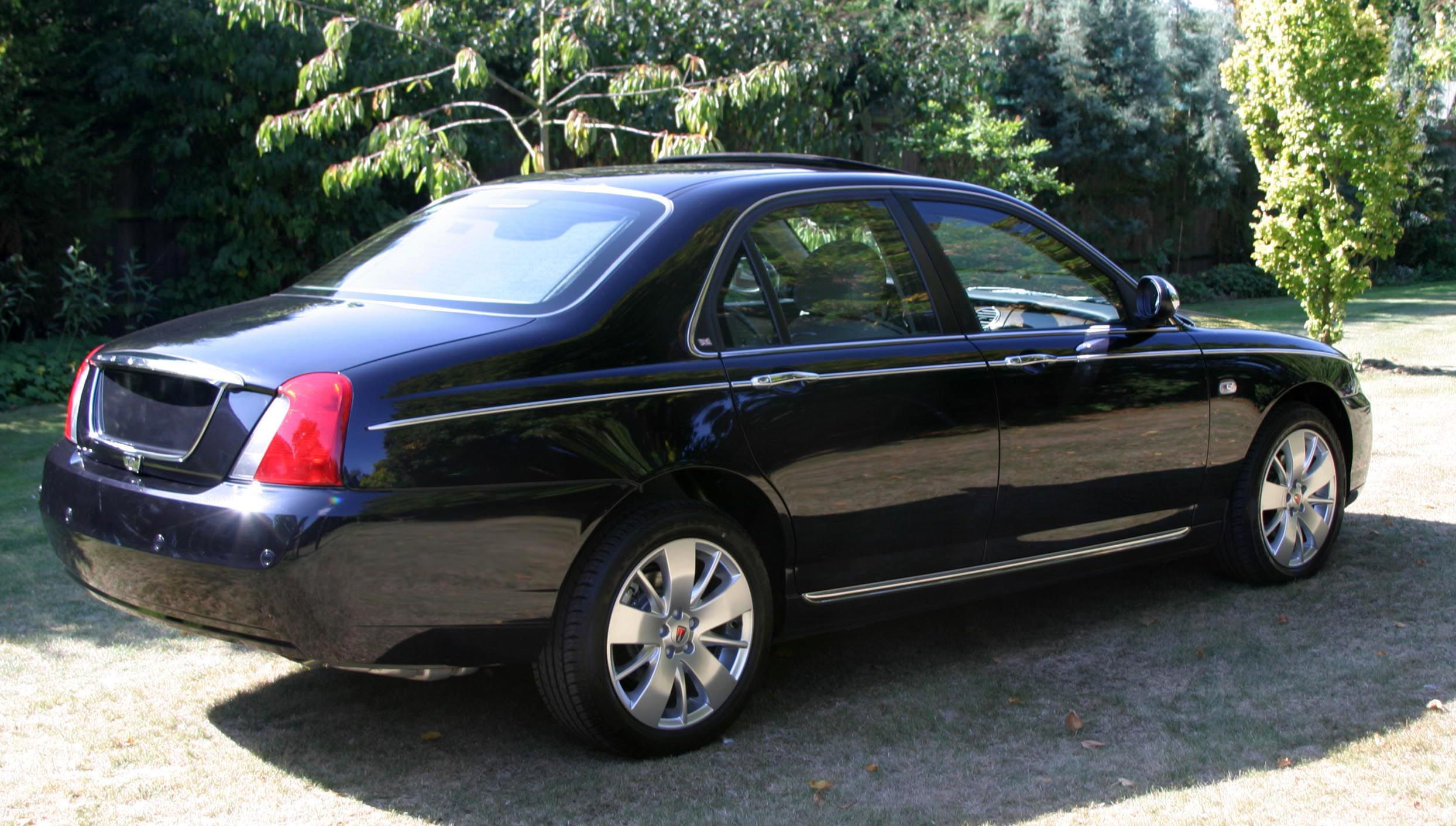 rover 75 v8 rover 75 mg zt cars cool cars classic cars. Black Bedroom Furniture Sets. Home Design Ideas