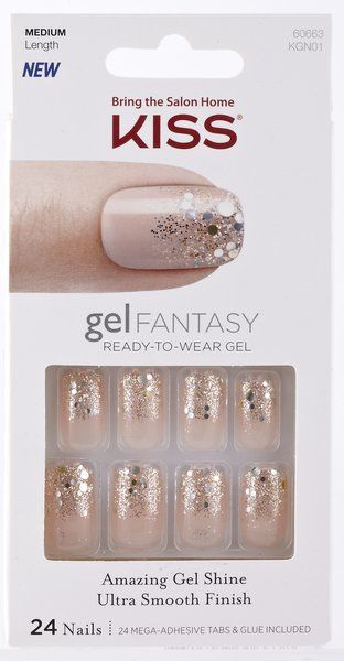 Fashionable Nails And Lashes In Minutes Kiss And Broadway Nails Broadway Nails Fashion Nails Nails