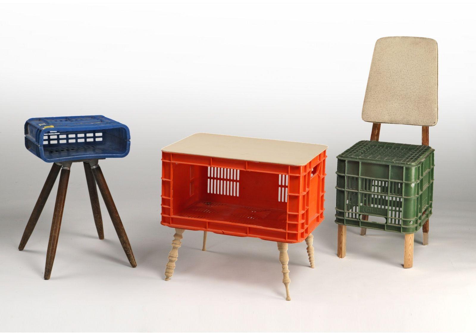 Pir Stool By Deeconstruction Via Flickr Upcycled Furniture Batur Kursi Makan Kayu Jati Unik Scandinavian Modern Cafe Rumah