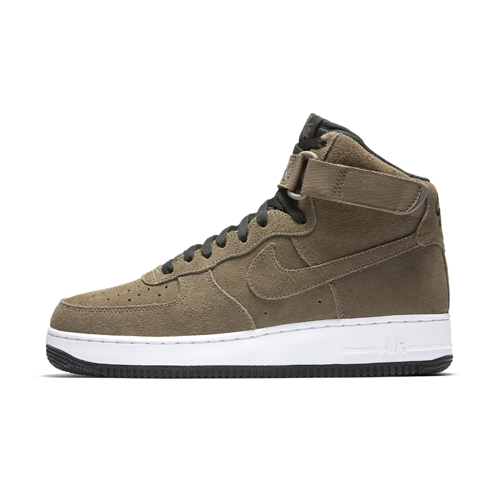Nike Air Force 1 High 07 Men s Shoe Size 13 (Khaki)   Products ... 2fbe78f81565