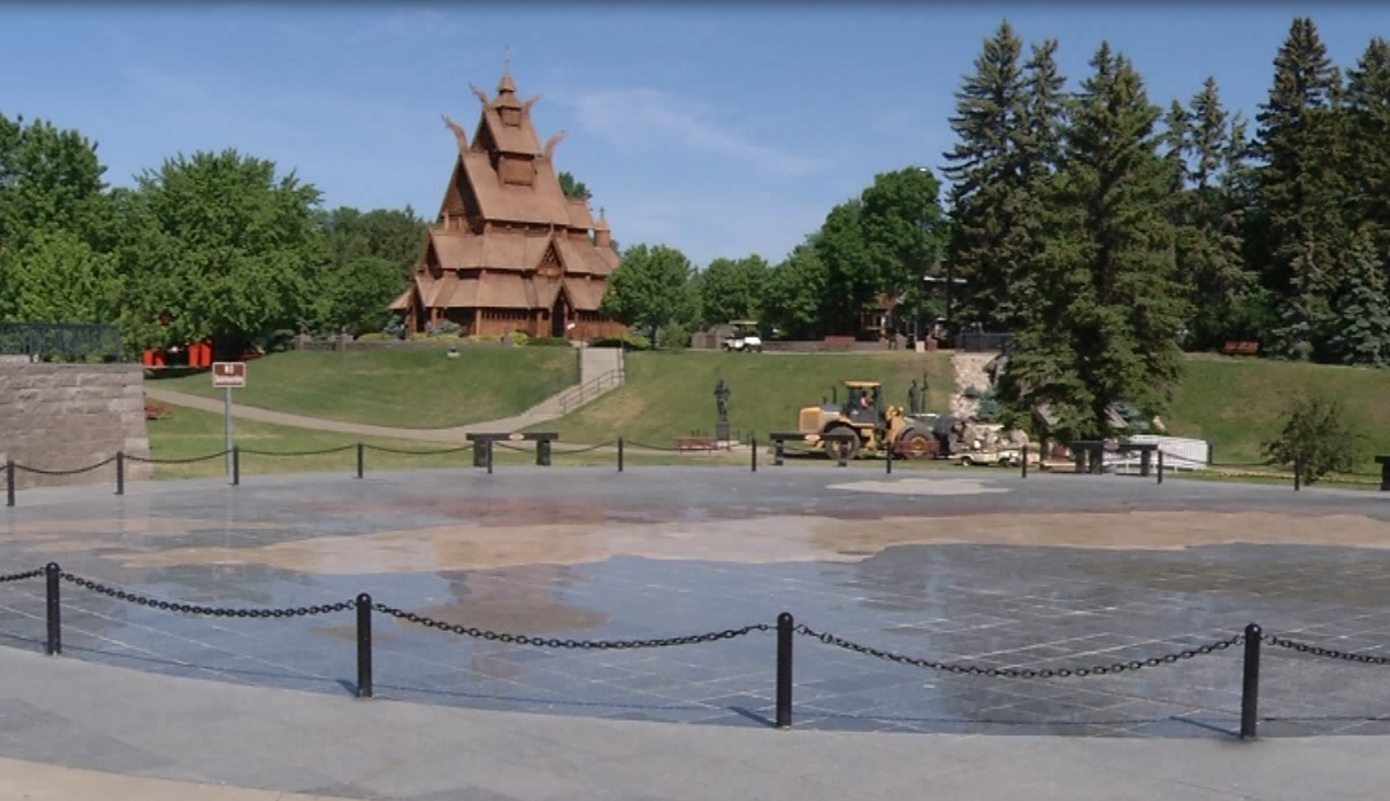 U S A Today Has Named Minot S Scandinavian Heritage Park The Best Attraction In North Dakota Scandinavian Today Scandinavian North Dakota Modern Interio