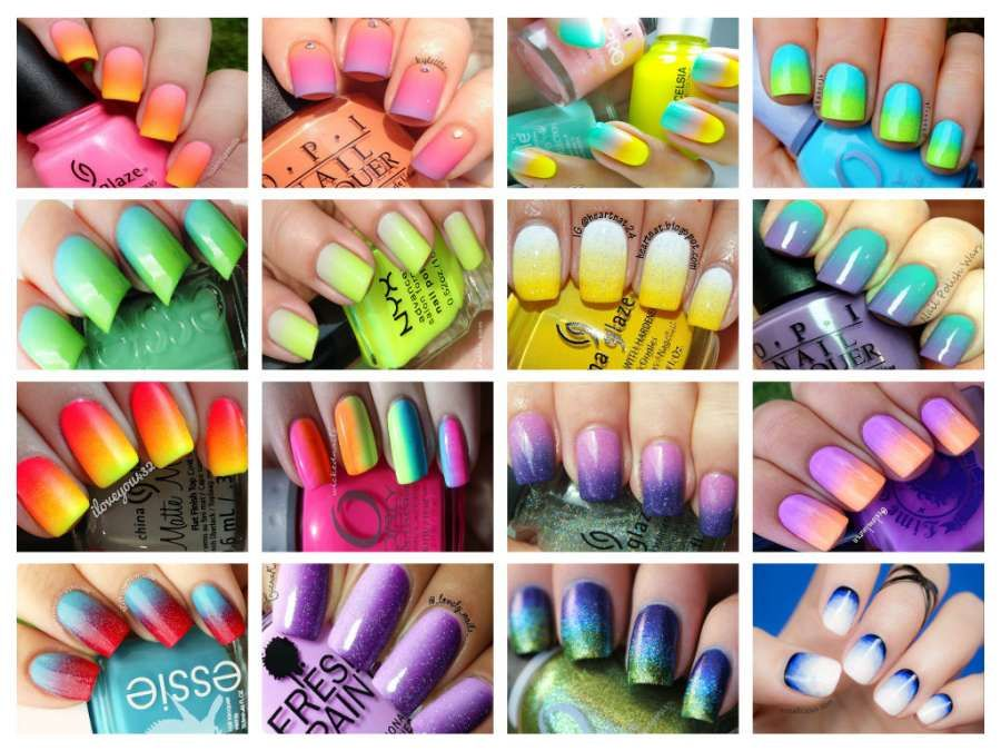 Ombre nail art nails pinterest ombre nail art and ombre ombre nail art prinsesfo Choice Image