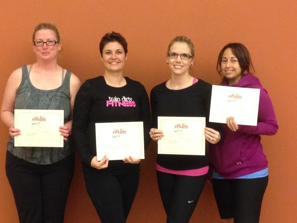 Crowley Tx Hiit It Certification Tdf Certification Photos Train