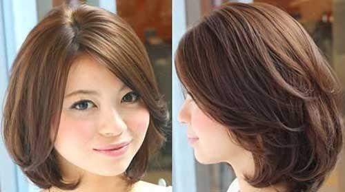 Korean Thick Bob Hair Jpg 500 279 Short Hair Styles Hair Styles 2014 Hair Styles