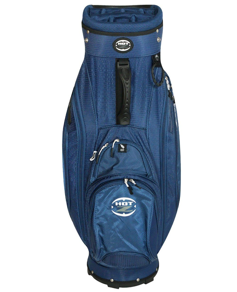 d40eb65c559f HotZ 2017 Golf 3.5 Cart Bag Navy   Learn more by visiting the image  link-affiliate link.  golfclubbags
