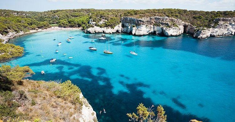 Pin De Tete Aller En To Go Islas Baleares Ofertas De Viajes Menorca