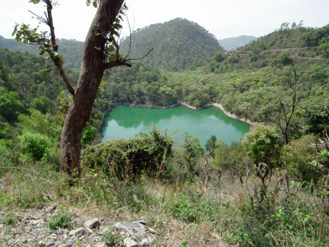 Near Sattal Lake, Uttarakhand. India