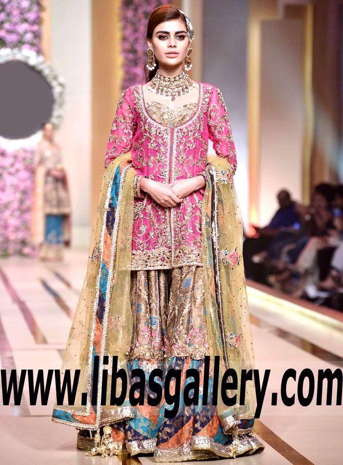 Nickie Nina Latest Gharara Dresses Chatapati Gharara Dresses for ...