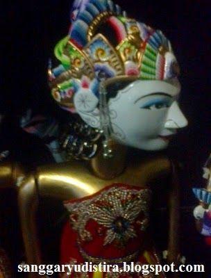Srikandi Arjuna Jasa Pembuatan Wayang Golek Seni