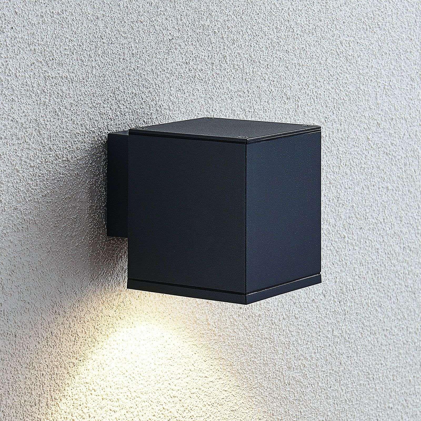 Applique D Extérieur Led Mekita 1 Lampe Led Verlichting Lampen