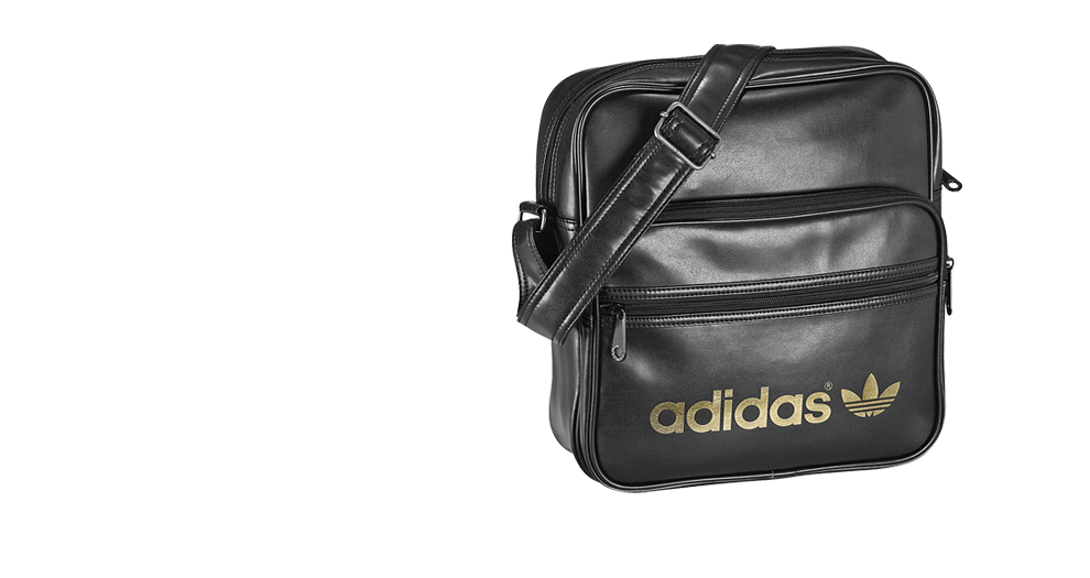 cura Clásico compromiso  Bandolera Adidas Originals | Shoulder bag, Fun bags, Leather backpack