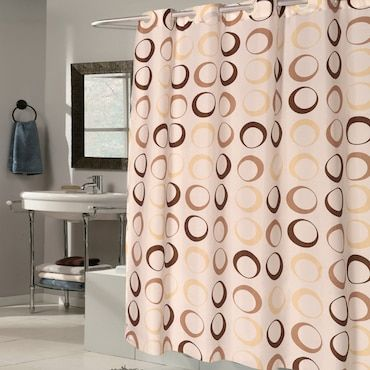Types Of Shower Curtains To Update Your Bathroom Hookless Shower Curtain Fabric Shower Curtains Sweet Home