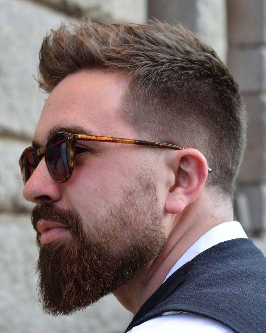 The Beard Fade Cool Faded Styles