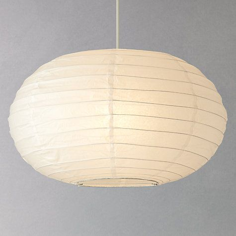 Buy house by john lewis easy to fit tina paper oval ceiling light buy house by john lewis easy to fit tina paper oval ceiling light online at johnlewis aloadofball Gallery