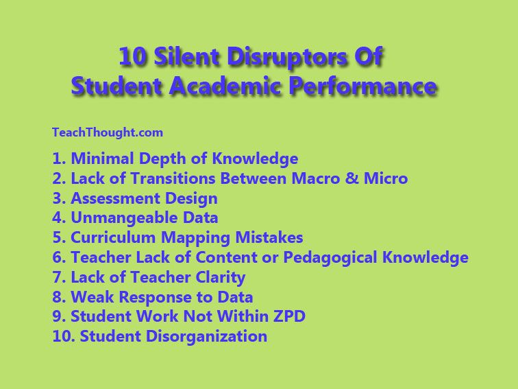 While we often write about new ways to learn using new thinking - performance assessment