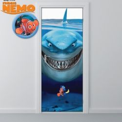 Finding Nemo Door Murals - Assorted Designs - The Block Shop - Channel 9 pro ART MURALS