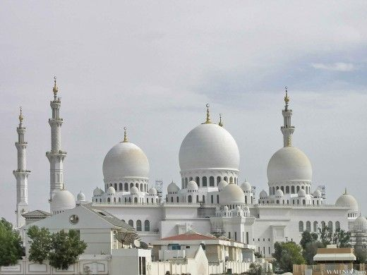 Islam Most Beautiful Mosques In The World Pictures Lieux De