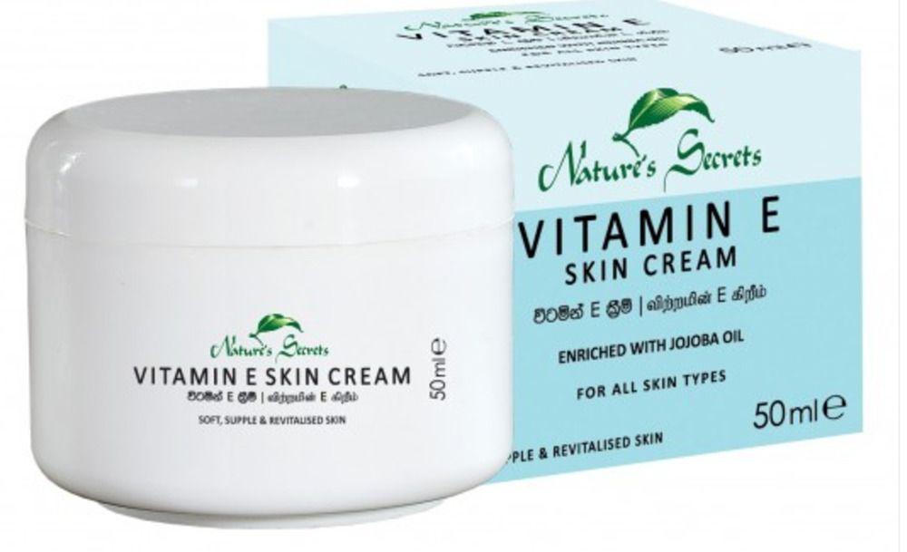 Vitamin E Skin Cream Nature S Secrets Skin Cream Vitamin E