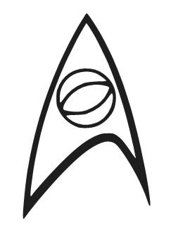 Star Trek Borg Emblem Vinyl Decal  Sticker Choose Size /& Color