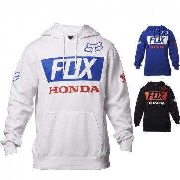 Honda Racing Pullover