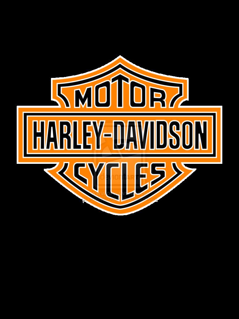 harley davidson logos | harley davidson logo black orange and