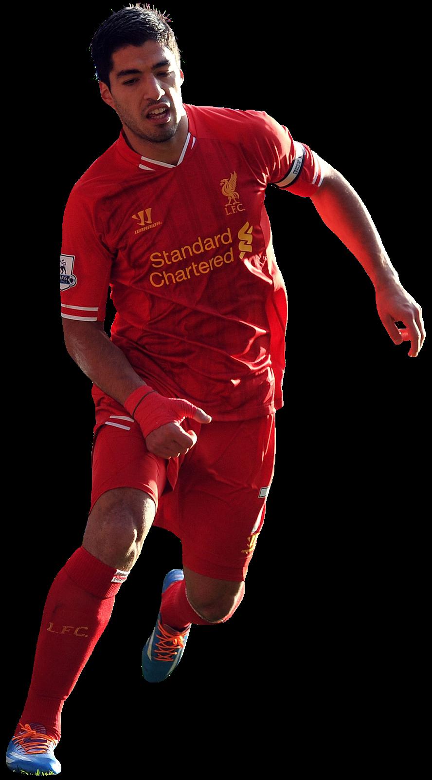 677608e35 Luis Suarez of Liverpool FC