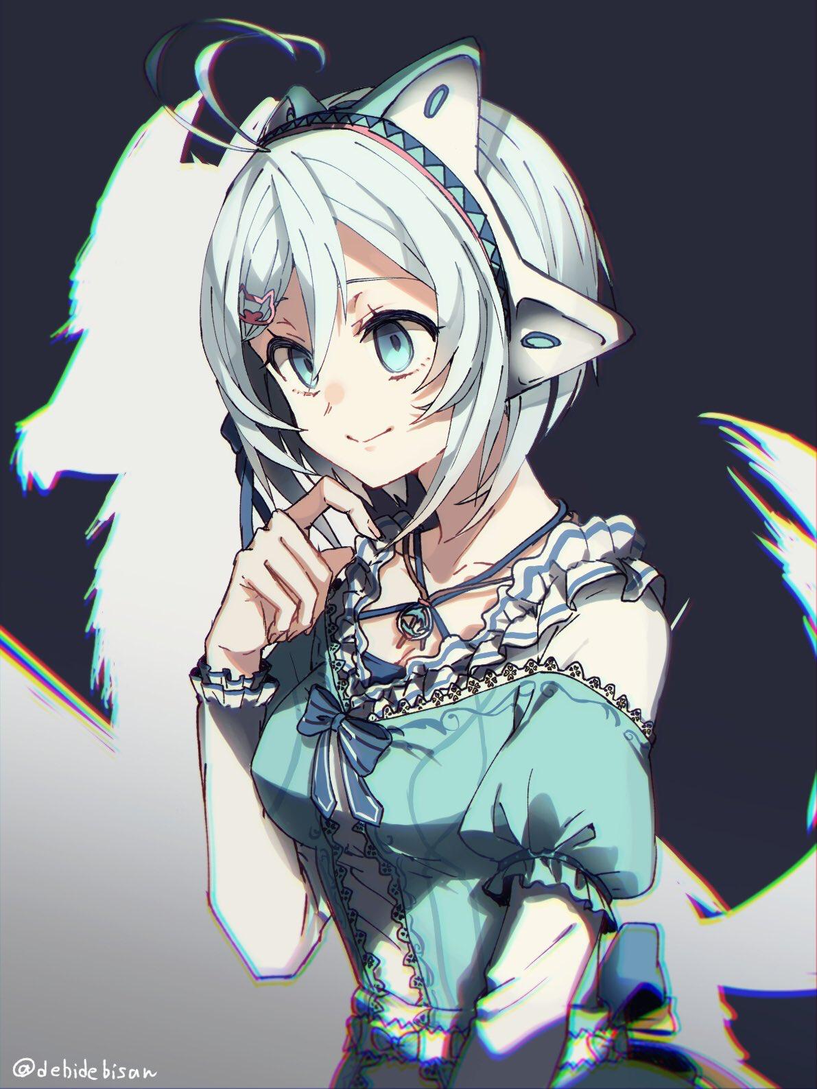 Pin by EpsiWolf on Anime Anime neko, Anime, Furry girls