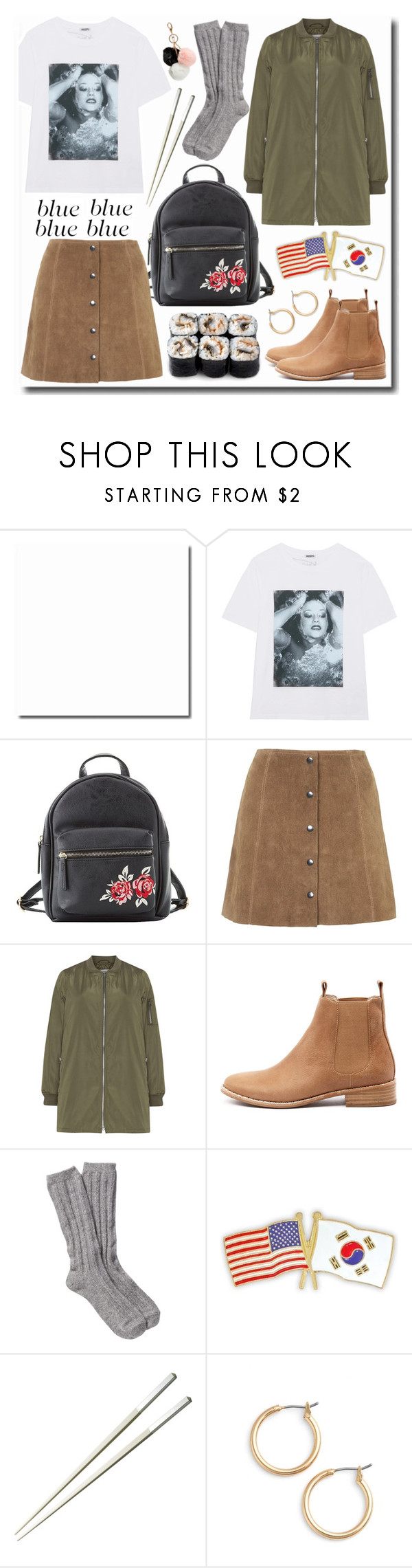 """""""The Coast"""" by thisis2003 ❤ liked on Polyvore featuring Kenzo, Charlotte Russe, Topshop, Zizzi, Mollini, UGG, Christofle, Nordstrom and GUESS"""