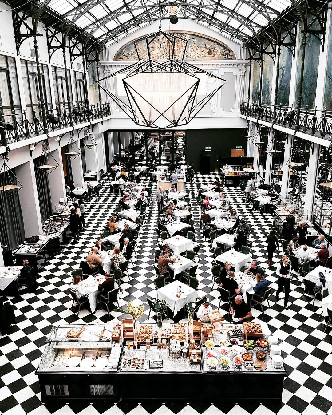 amsterdam hotel nh grand hotel krasnapolsky winter garden
