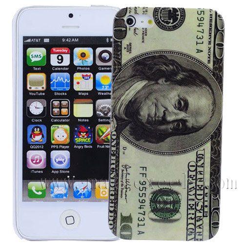Discount China 200 pcs/lot New Fashion US Dollar Pattern