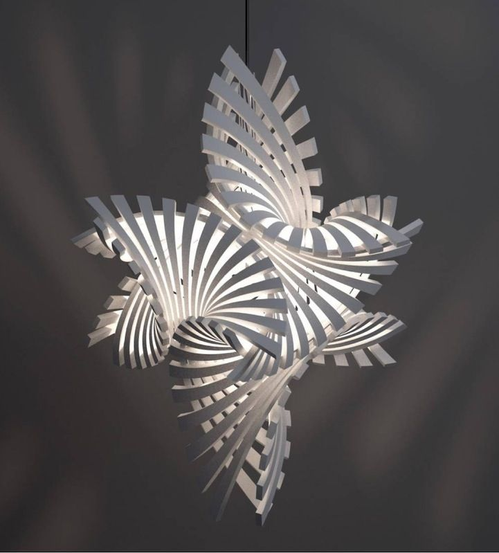 393d580c43245f61f0b42945a818173f Jpg 721 799 Design Lampen Lampendesign Papierlampen