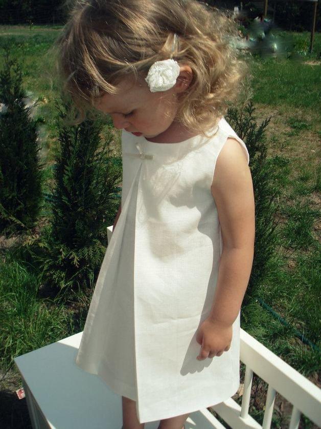 Taufbekleidung Mädchen Taufkleid Ecru Ein Designerstück
