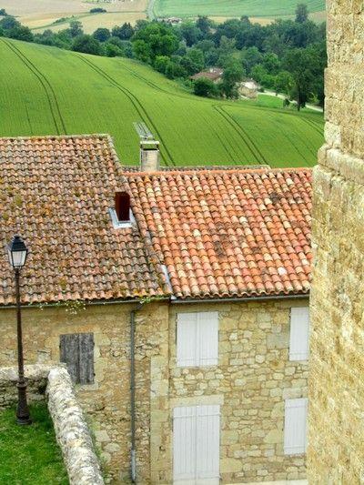 Les collines gasconnes - Gers - Midi-Pyreneeën